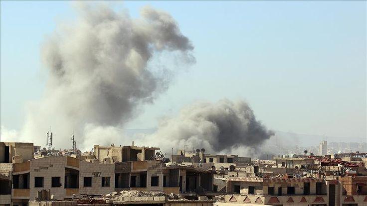 Koalisi AS Kembali Intensifkan Serangan ke Mosul