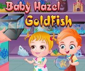 Baby Hazel Goldfish Babyhazelworld Game