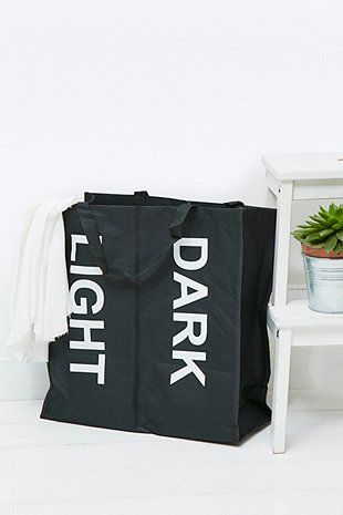 Light/Dark Wash Bag - Urban Outfitters