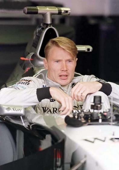 1998 - Mika Hakkinen, Formula 1