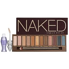 I want a lot...   Estojo de Sombras Naked Palette