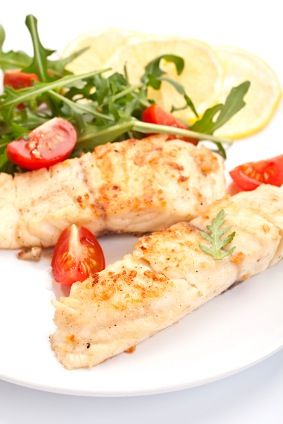 Easy Tilapia - usually bake Tilapia, but might try pan frying this week