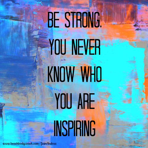 Be Strong - Motivational Quote -https://www.facebook.com/InspireAccomplishSucceed #motivation #inspiration