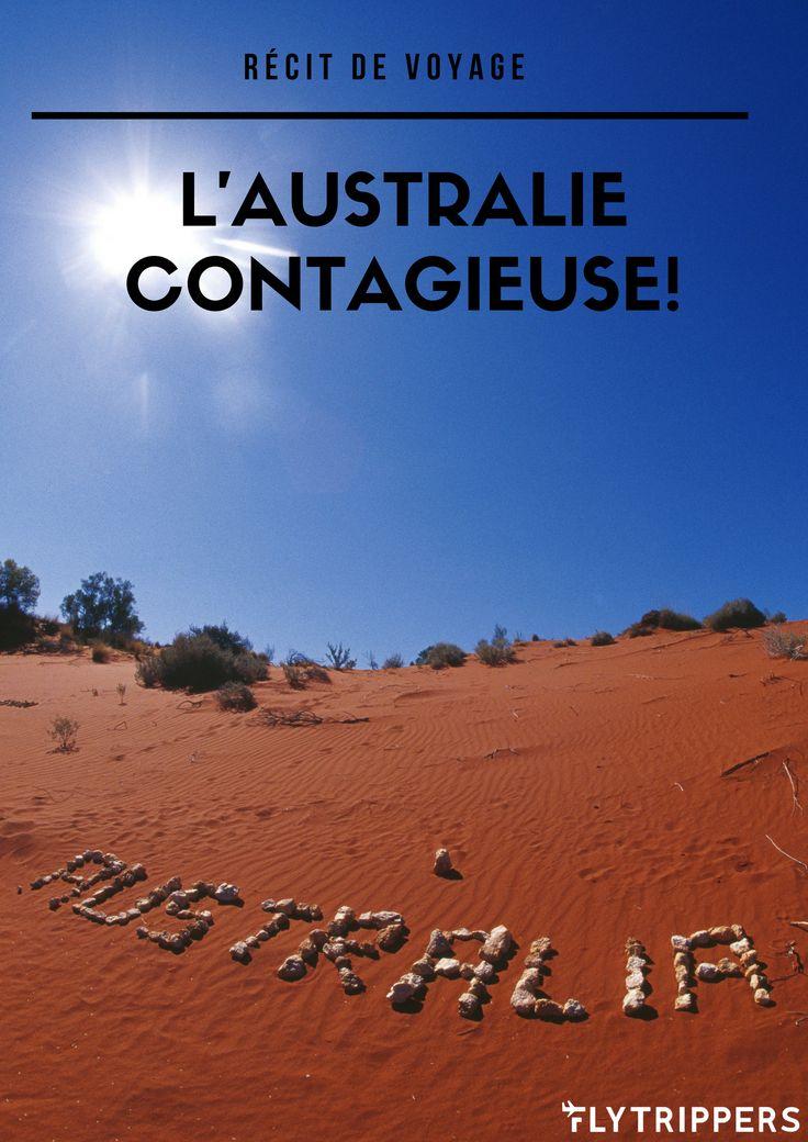 AUSTRALIE! Un pays qui fait rêver, parfait pour les road trips et voir les fameux kangourous. Lisez ce récit pour avoir vous aussi la piqûre.