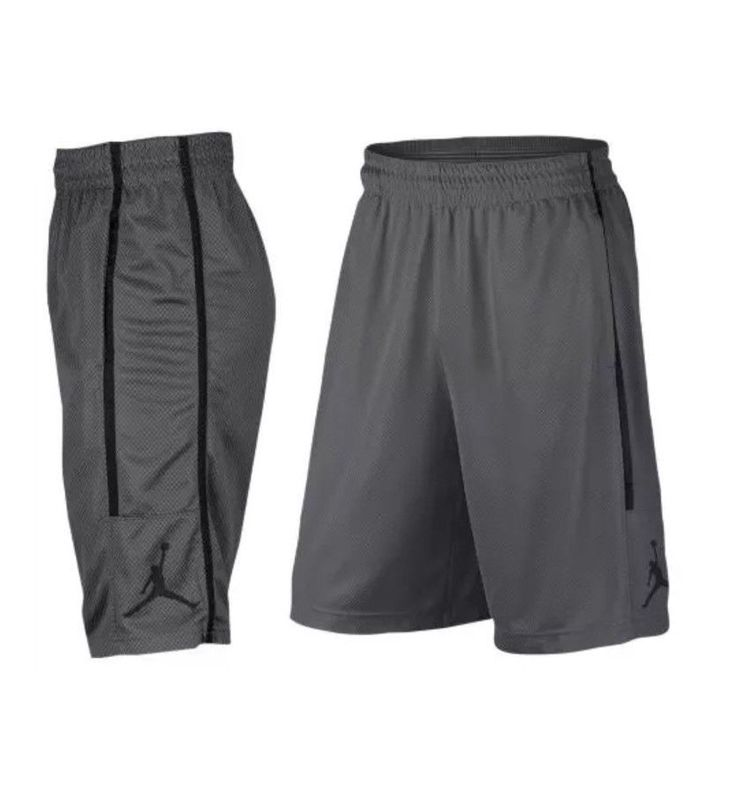 Nike Men's Air Jordan Basketball Shorts  #Nike #Shorts