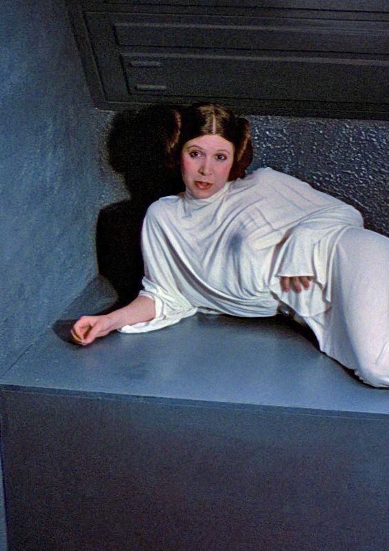 """""""Aren't you a little short for a stormtrooper?"""""""