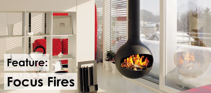 Learn about Focus Fires wood fireplaces.