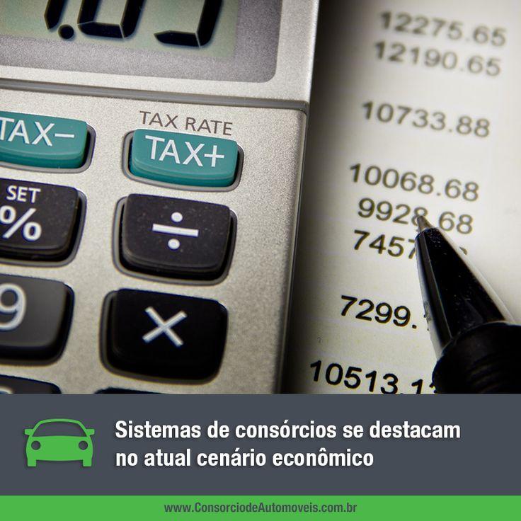 O cenário econômico é de aumento das taxas de juros e maior dificuldade para obtenção de crédito no mercado. Com isso, a opção por consórcios é a mais vantajosa no período. Veja: https://www.consorciodeautomoveis.com.br/noticias/consorcios-se-destacam-no-cenario-economico?idcampanha=206&utm_source=Pinterest&utm_medium=Perfil&utm_campaign=redessociais