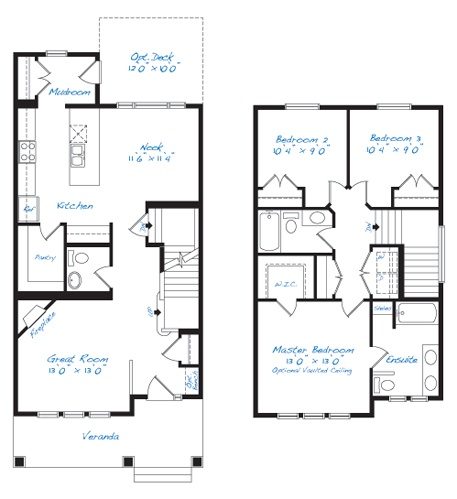 37 Best Images About Floor Plans On Pinterest