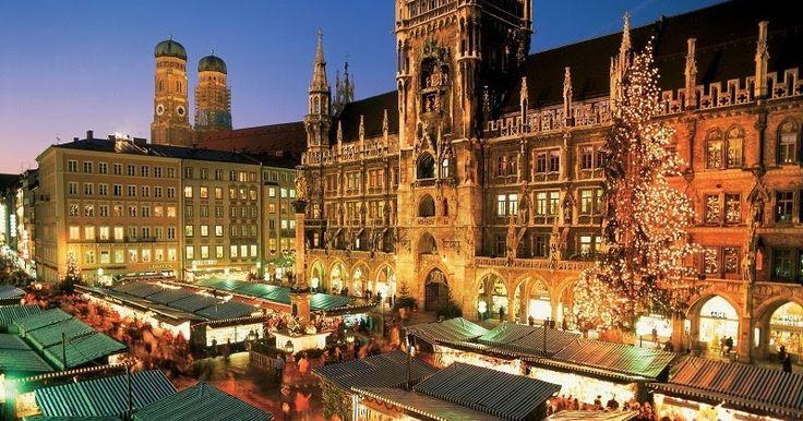 Restaurantes em Munique #viajar
