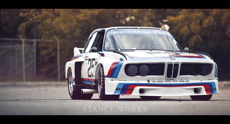 Stance Works - The #25 BMW E9 CSL