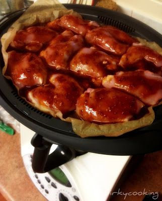 Quirky Cooking: Spicy BBQ Chicken All-in-One Dinner