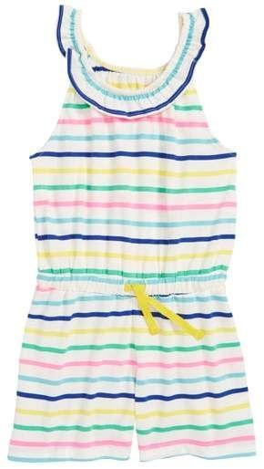 5e3d1c6ea799 Mini Boden Striped Jersey Romper  toddlergirl