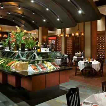 Scottsdale   Fogo de Chao - Pricey but it's a brazillian steakhouse so it might be worth it for a fancier date night!