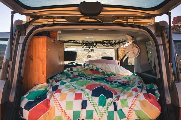 The Complete Guide to Converting Your Honda Element into a Livable Camper