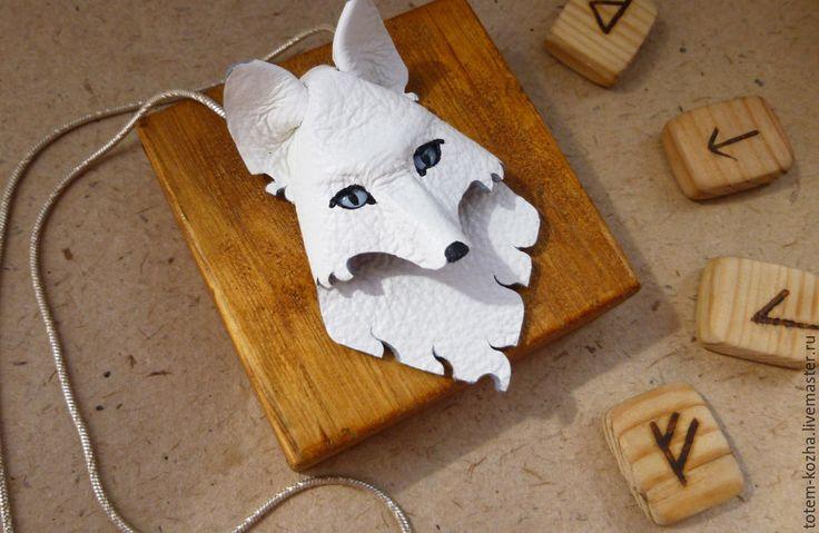Купить Белая лисица - белый, лисица, писец, тотемные животные, тотем, животное силы