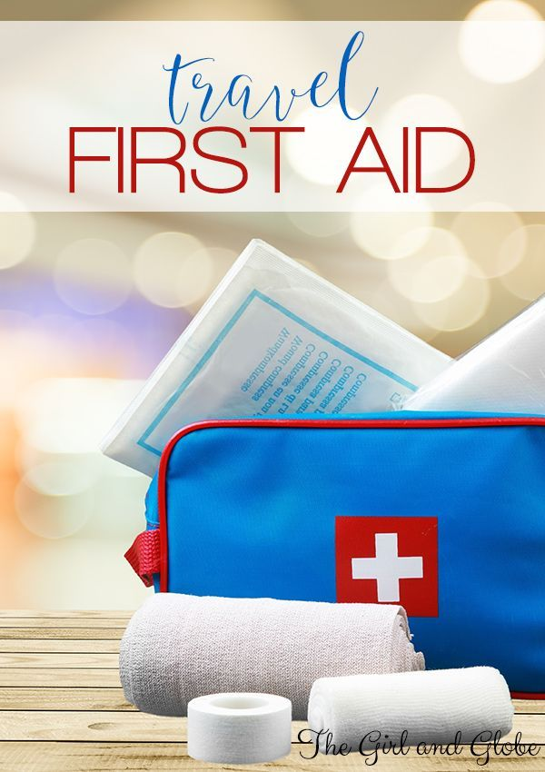 This DIY first aid kit for travel is perfect for roadtrips, carry-on suitcases, camping, and more.  Read the full guide on how to prepare and a list of items to include in your travel first aid kit.