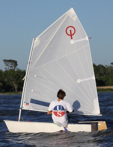 Ullman Sails Opti Race Series