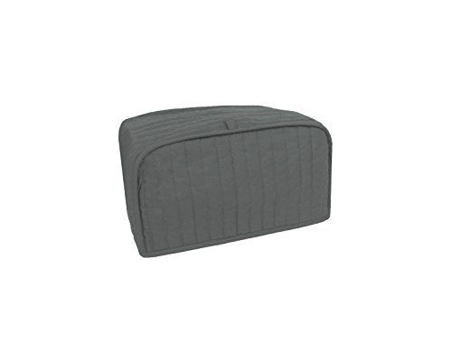 Ritz Quilted Toaster Oven/Broiler Appliance Cover, Graphite