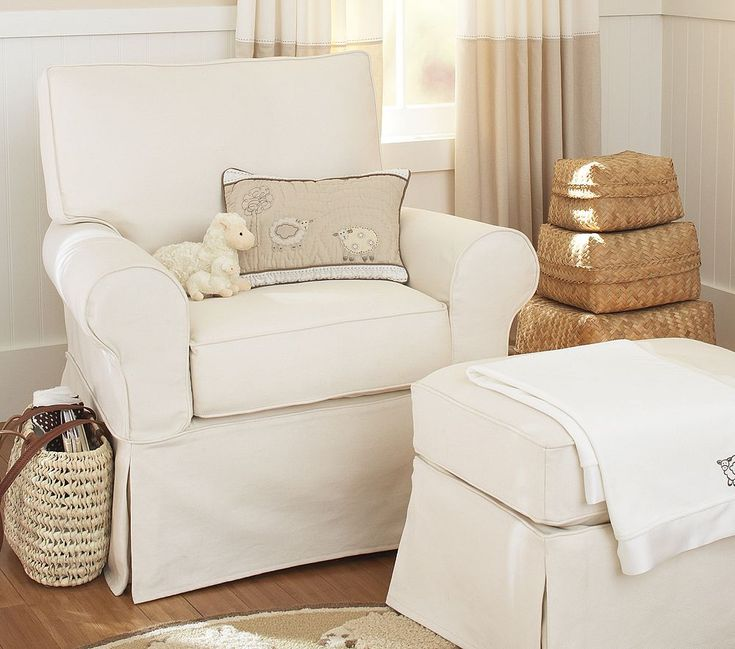 pottery barn rocking chair recliner