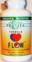 Formula FLOW 300 tablete FORMULA DE CURATIRE ARTERIALA