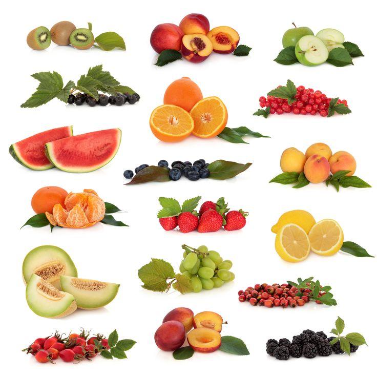 Картинки фруктов в которых содержится витамин