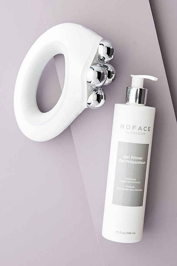 NuBODY Skin Toning Device Kit by NuFACE in White Size: All, Bath & Body at Anthropologie