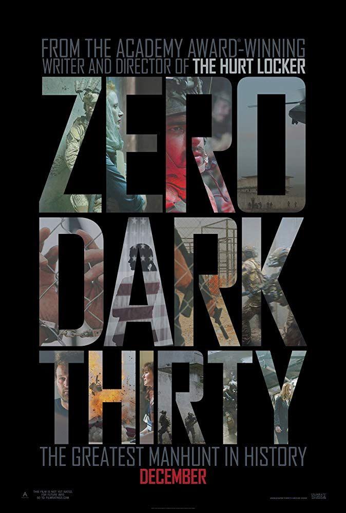 Poster Do Filme A Hora Mais Escura 2012 Dirigido Por