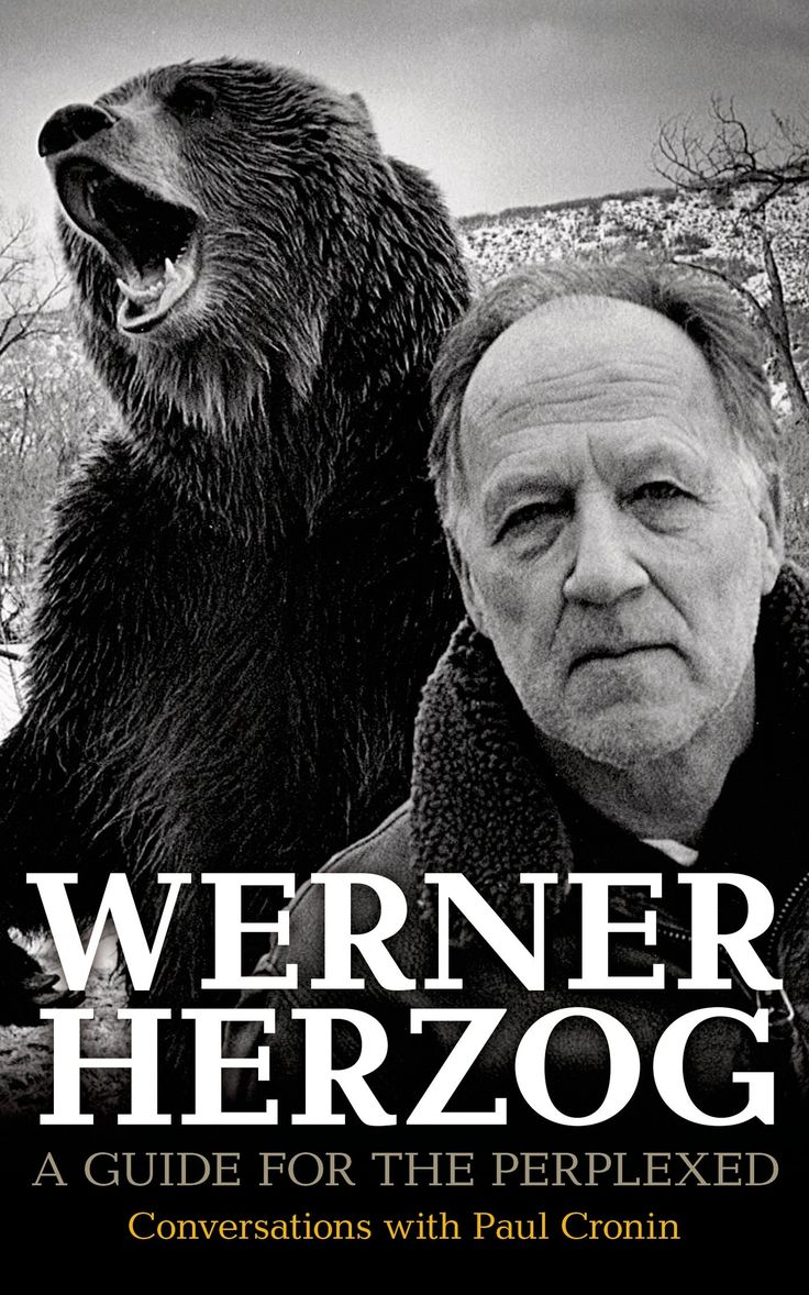 Werner Herzog on Creativity, Self-Reliance...-Filmmaking — like great literature — must have experience of life at its foundation. Read Conrad or Hemingway and you can tell how much real life is in those books. A lot of what you see in my films isn't invention; it's very much life itself, my own life.