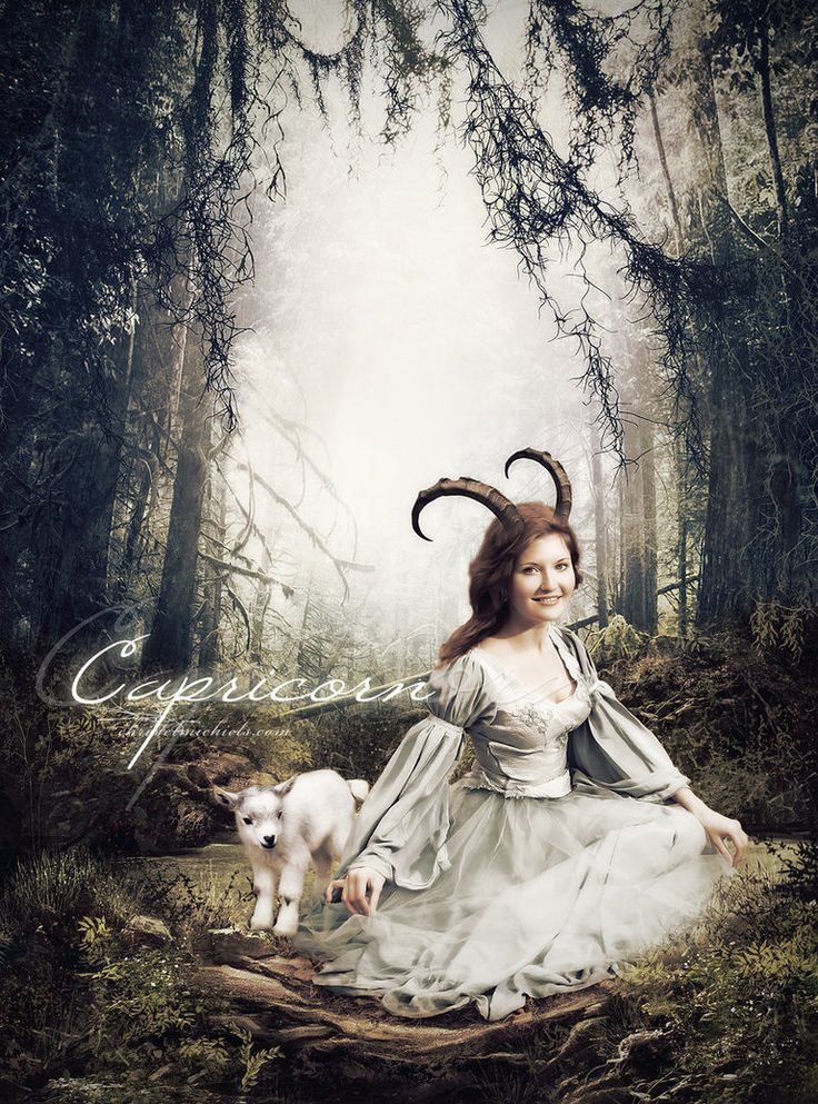 Capricorn by Christel-Michiels