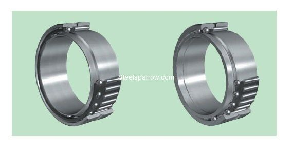 NTN Bearing No. NK1A59/22A,  Needle roller bearing with angular contact ball bearings,  Make: Japan NTN Bearings For more details contact us: info@steelsparrow.com Plz visit: http://www.steelsparrow.com/bearings/needle-roller-bearing-with-angular-contact-ball-bearings.html