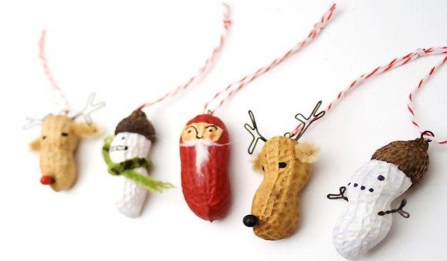 Елочные украшения своими руками   Как сделать новогодние елочные игрушки своими руками