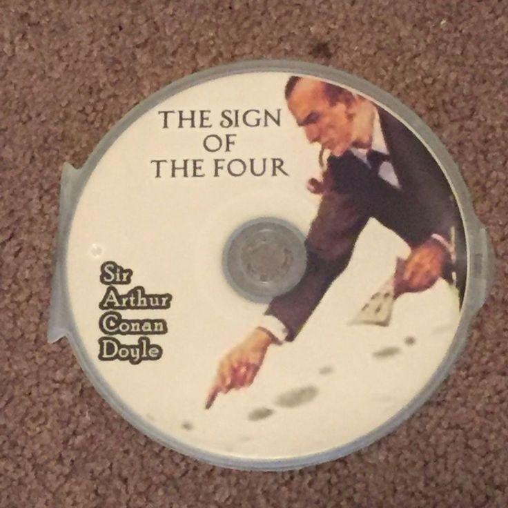 SHERLOCK HOLMS The Sign of the Four Sir Arthur Conan Doyle MP3 (CD, Audio Books)