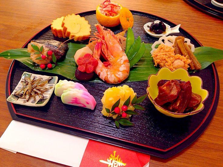ちゃちゃ's dish photo おせち料理 2016 | http://snapdish.co #SnapDish #おせちグランプリ2016 #お正月 #煮物 #和食