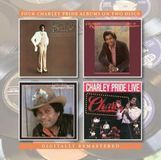 You're My Jamaica/Roll on Mississippi/Everybody's Choice/Charley Pride Live [CD]