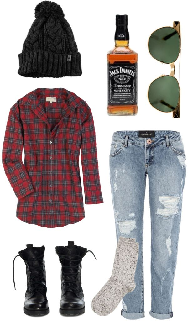 "Mountain Wear!  ""Untitled #57"" by fashion-and-cats ❤ liked on Polyvore Mountain Wear!"