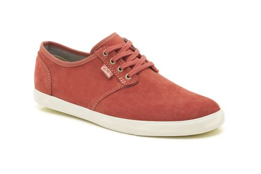 Flux Spring, Mens Low-Top Sneakers Clarks