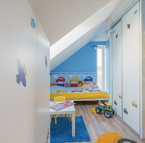 Dětský pokoj autičkárna