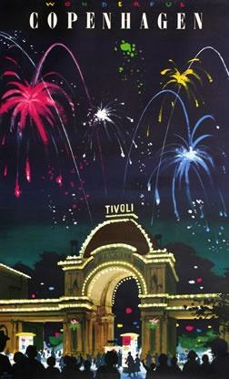 I love the Tivoli & fireworks...