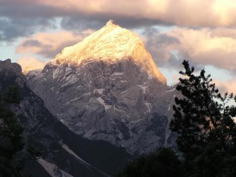 Antelao, Dolomiti, Italy