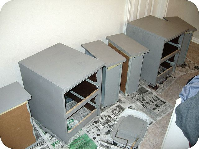 How to paint Ikea Furniture fantastic step by step with pictures