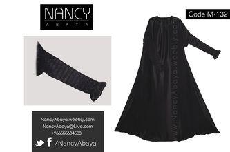 Umbrella Abayas - Nancy Abaya