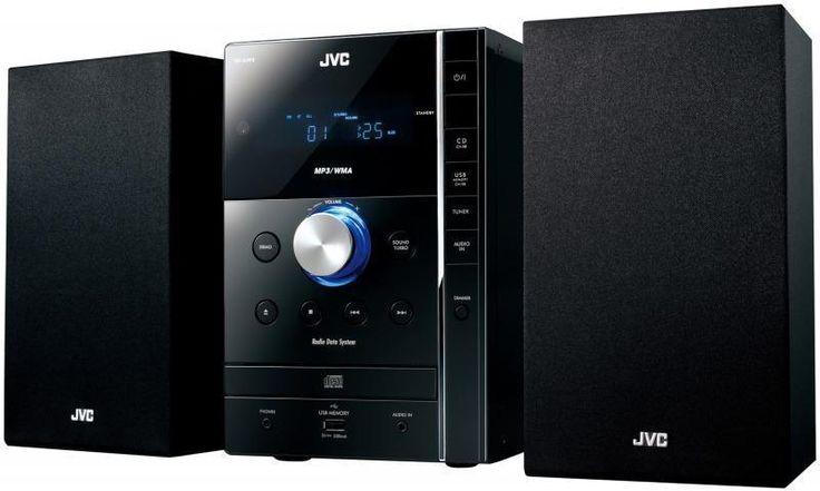 JVC UX-G395
