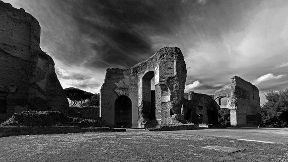 Caracalla, Rome IT