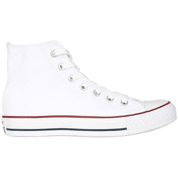 CONVERSE All Star Hi Ox Core Canvas Sneakers found on Polyvore