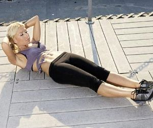 Body Sculpting for Women: 5 Key Exercises for a Complete Abs Workout Doin it for a week!