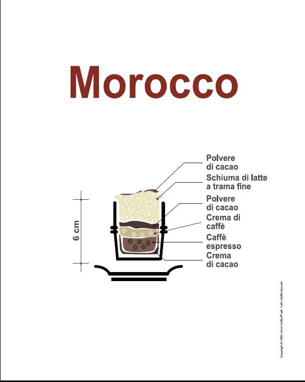 Un concentrato di #cioccolato e #caffè...tanti strati densi e cremosi che mescolano #sapori forti e morbidi in un unico caffettino... http://www.linoscoffee.com/ita/caffe-in-grani-migliore/storia-del-caffe-espresso.html