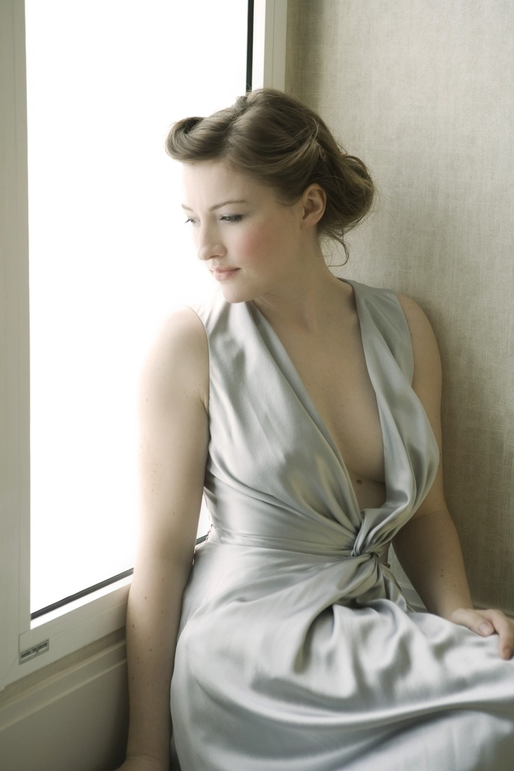 Kelly MacDonald, you wouldn't be my decoy bride!