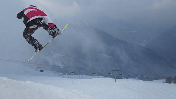 #sexandsnow #followrtking @officialtrento jump thanks @redishoutout to take it @topredi
