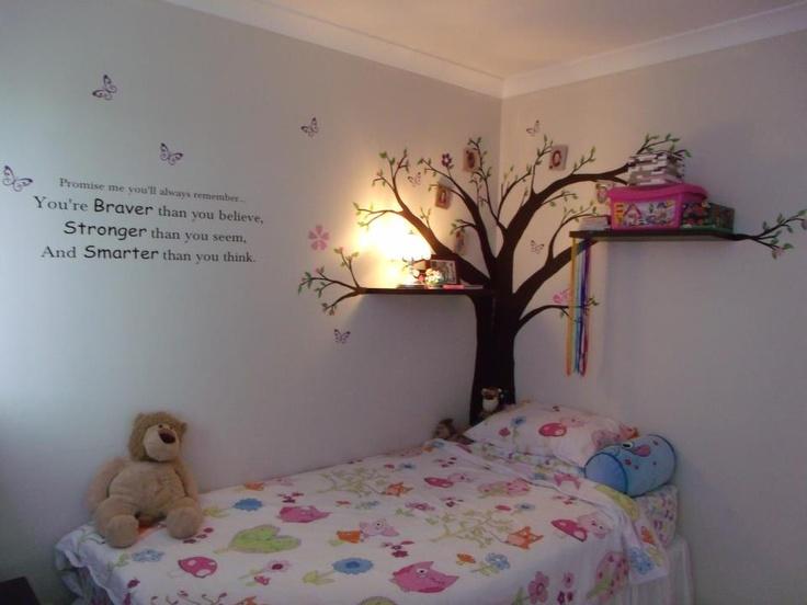 Tree Shelves Kid S Room Pinterest Trees Shelves And